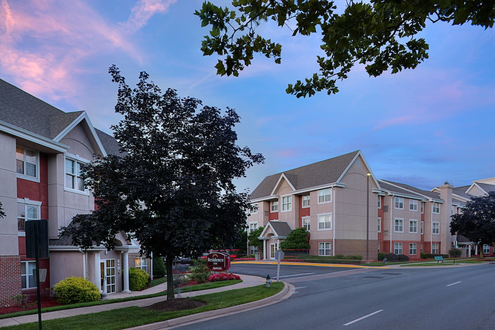 Exterior, Residence Inn by Marriott Gaithersburg Washingtonian Center