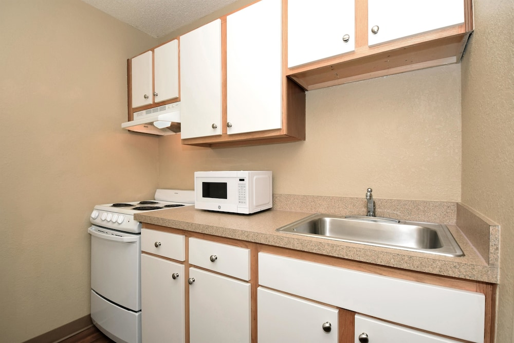 Private Kitchen, Extended Stay America - Houston - Med Ctr - NRG Park - Kirby