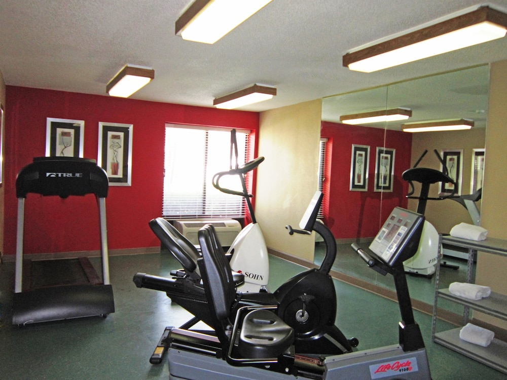 Fitness Facility, Extended Stay America - Houston - Med Ctr - NRG Park - Kirby
