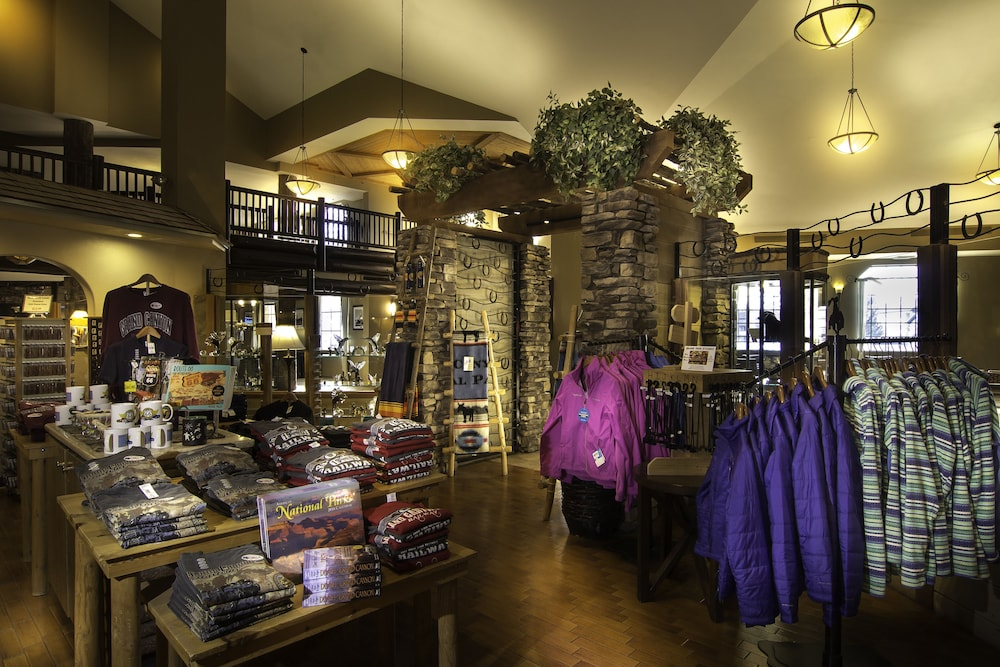 Gift Shop, The Grand Hotel at the Grand Canyon