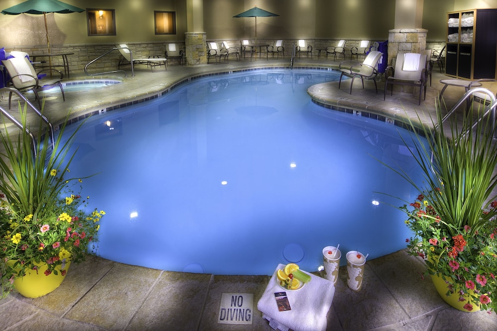 Indoor Pool, The Grand Hotel at the Grand Canyon