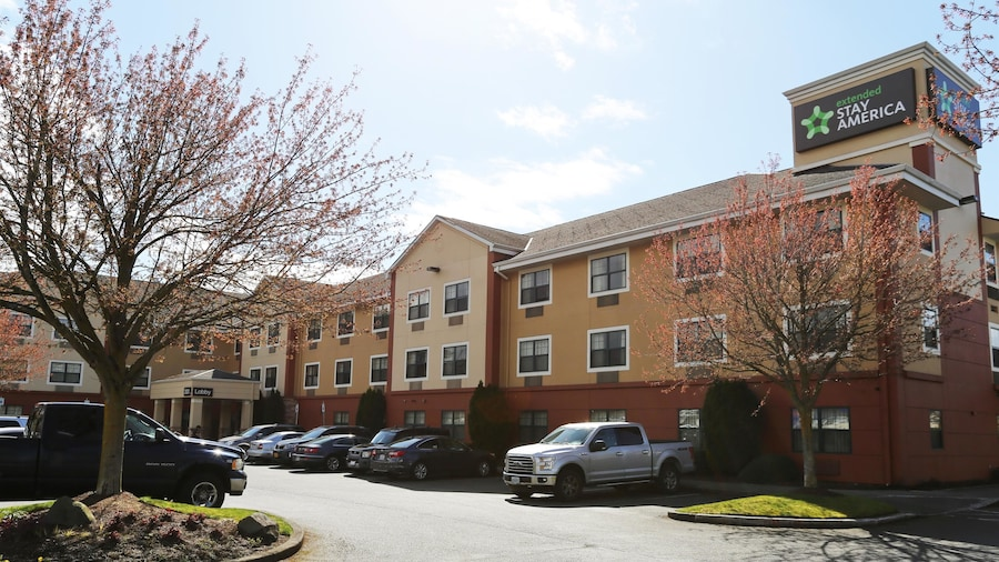 Extended Stay America Suites Tacoma Fife