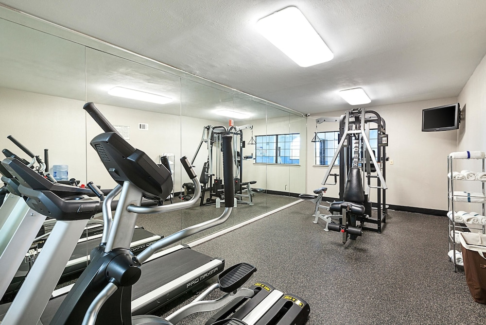 Fitness Facility, Quality Inn Mesquite - Dallas East