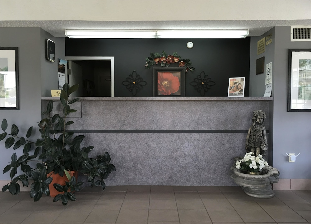 Lobby, Americas Best Value Inn & Suites Slidell