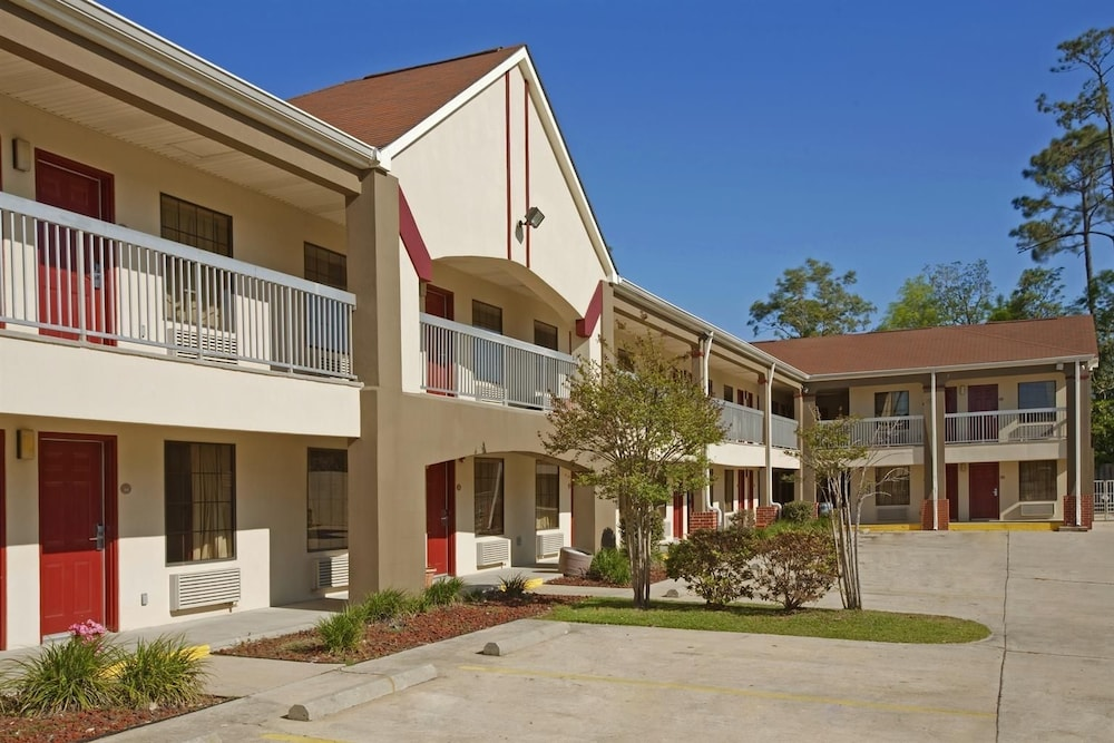 Front of Property, Americas Best Value Inn & Suites Slidell