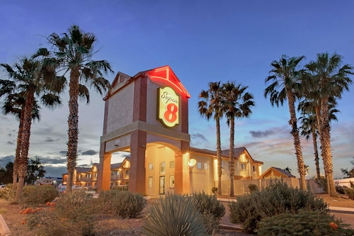 Great Place to stay Super 8 by Wyndham Tucson/Grant Road Area AZ near Tucson