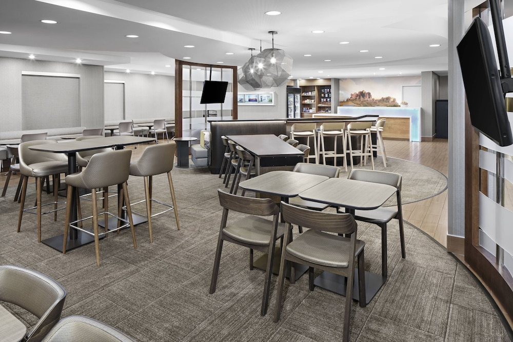 Dining, SpringHill Suites Scottsdale North