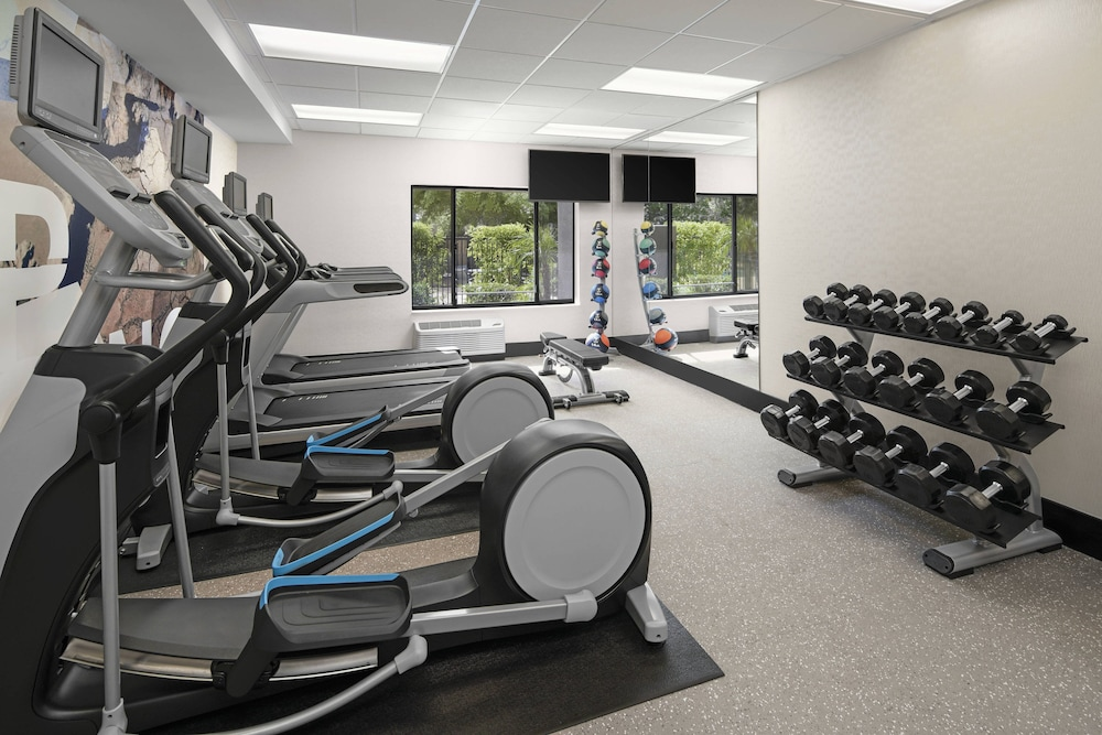 Fitness Facility, SpringHill Suites Scottsdale North