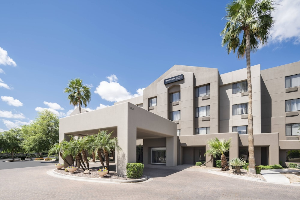 Exterior, SpringHill Suites Scottsdale North