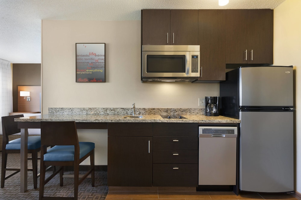 Private Kitchen, TownePlace Suites Chicago Naperville