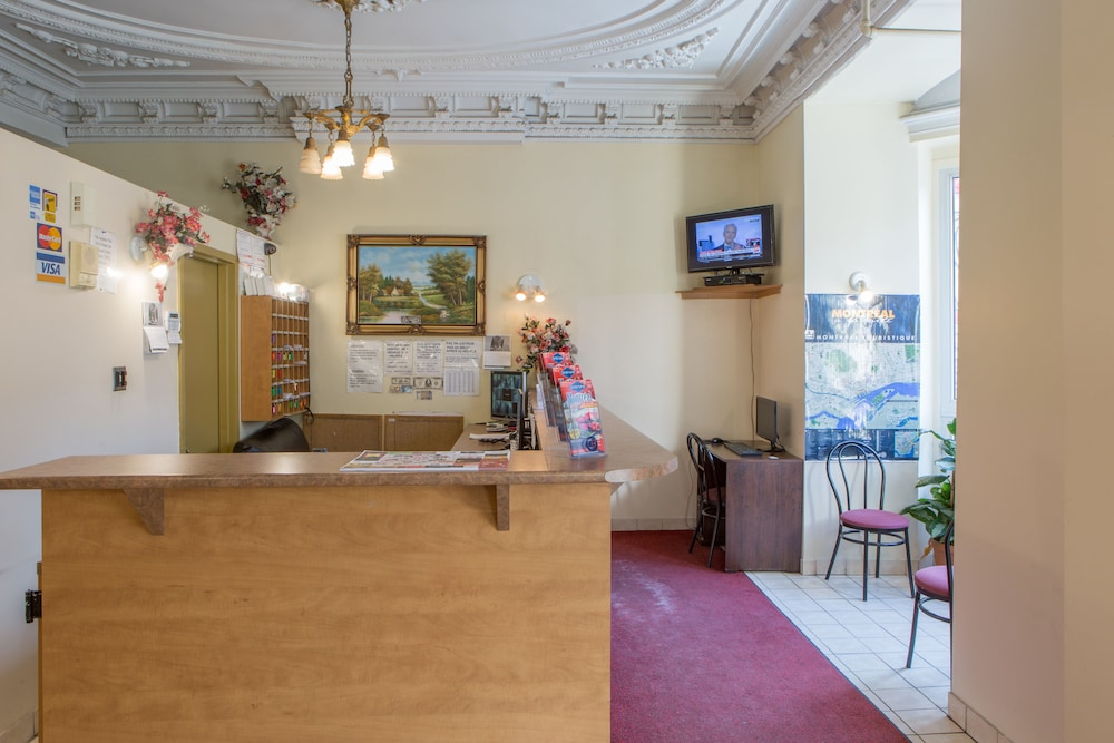 Hotel quartier latin montral 2018 room prices from 54 deals hotel entrance hotel front reception solutioingenieria Image collections