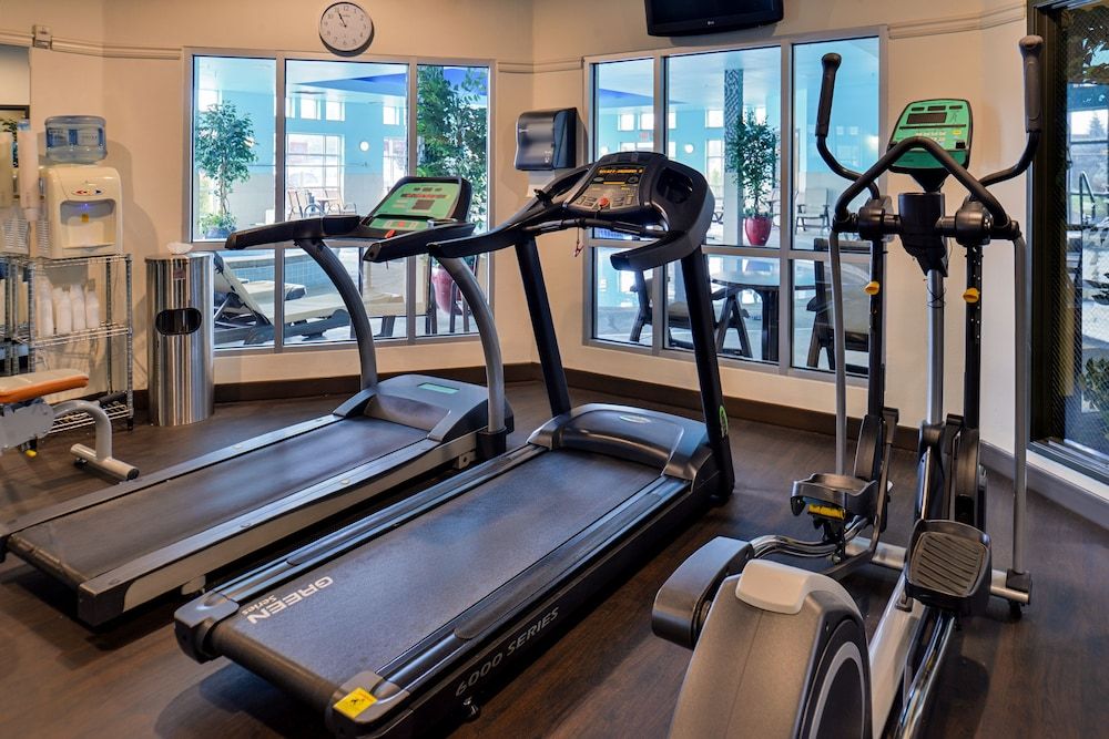 Fitness Facility, Comfort Suites Airport
