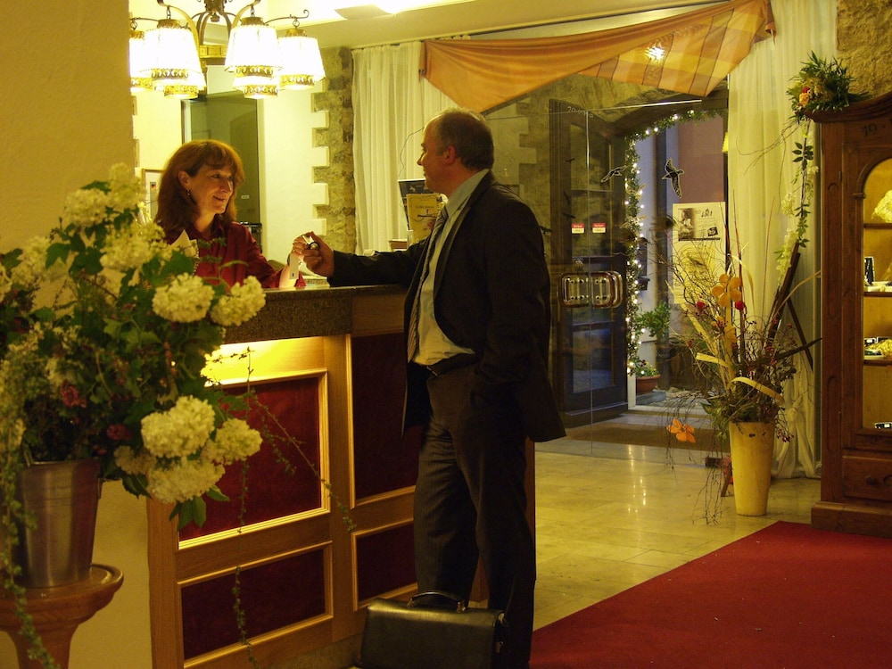 Akzent Hotel Franziskaner Dettelbach Hotelbewertungen 2019