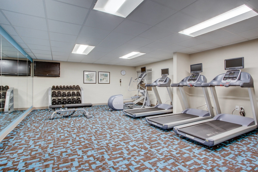 Fitness Facility, Fairfield Inn by Marriott Burlington Williston