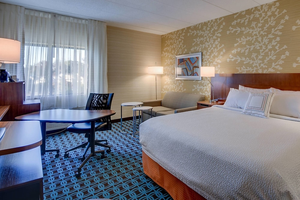Room, Fairfield Inn by Marriott Burlington Williston