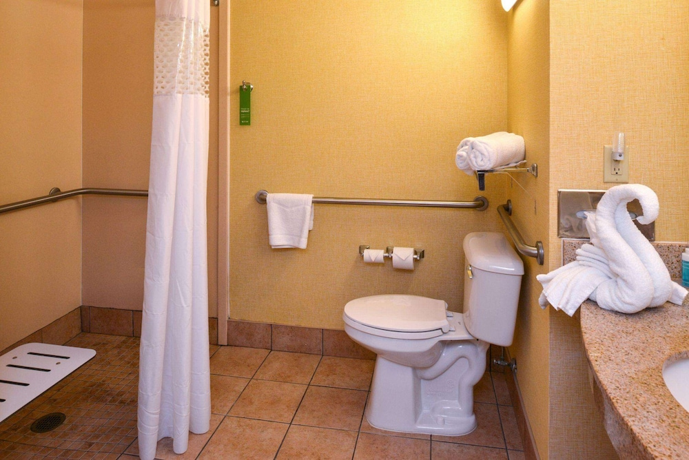 Bathroom, Hampton Inn & Suites Springboro