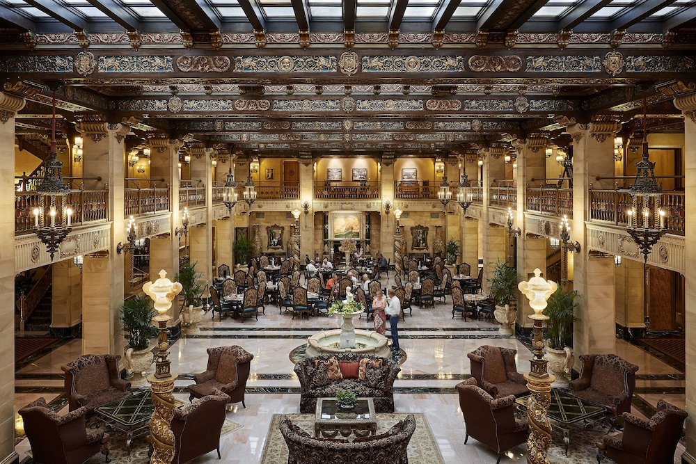 Lobby, The Historic Davenport, Autograph Collection