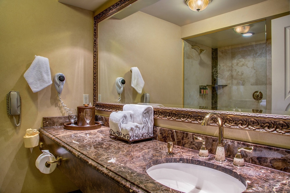 Bathroom, The Historic Davenport, Autograph Collection
