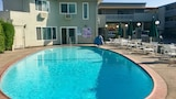Pacific Motor Inn - San Jose Hotels