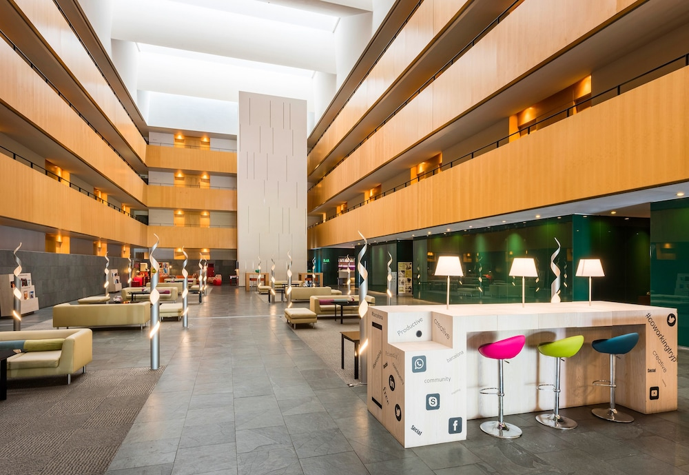 Sala Fumatori Aeroporto Barcellona : Tryp barcelona aeropuerto hotel barcellona spagna expedia