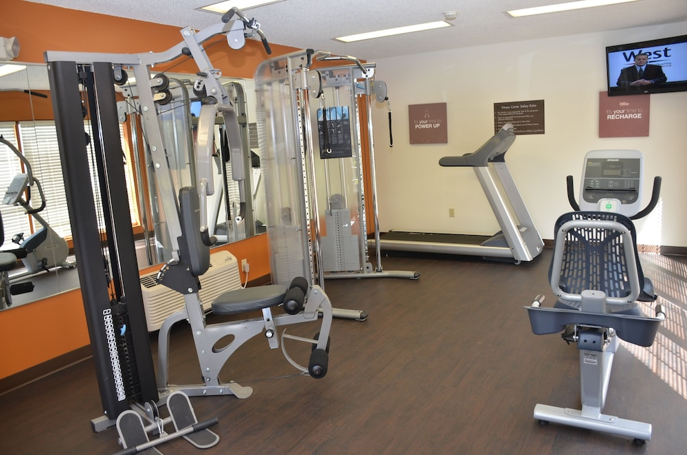 Fitness Facility, Comfort Inn West Monroe
