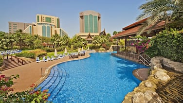 Gulf Hotel Bahrain Convention and Spa