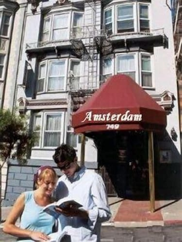 Great Place to stay AAE Amsterdam Hostel near San Francisco