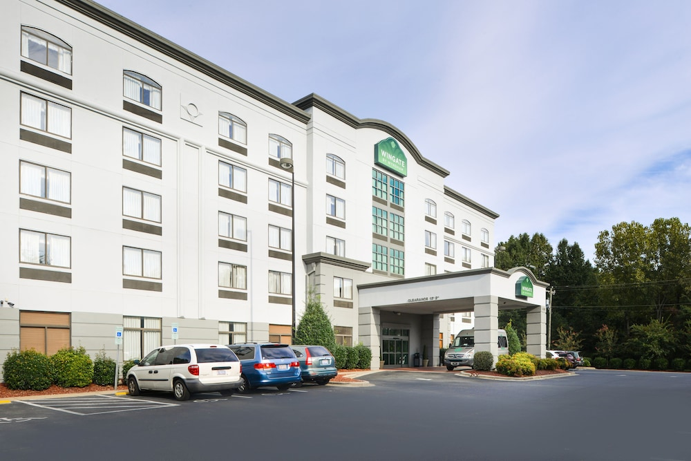 Wingate By Wyndham Charlotte Airport I-85  I-485  Charlotte