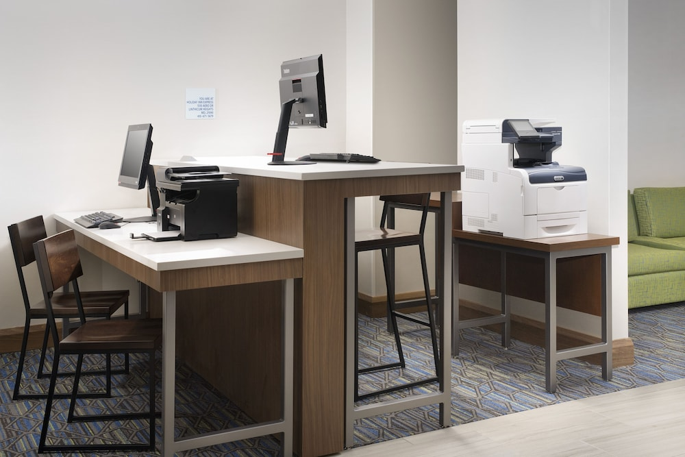 Business Center, Holiday Inn Express & Suites Baltimore - BWI Airport North