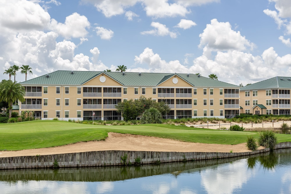 Exterior detail, Mystic Dunes Resort & Golf Club by Diamond Resorts