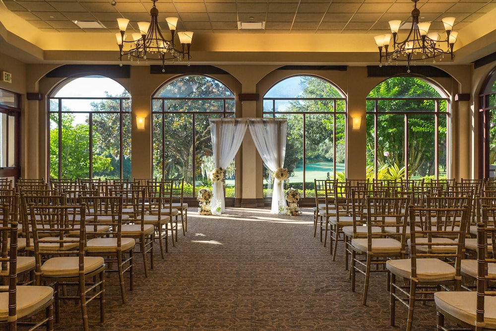 Indoor Wedding, Mystic Dunes Resort & Golf Club by Diamond Resorts