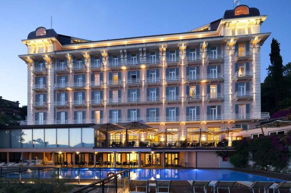 Grand Hotel Bristol Resort Spa In Rapallo Rates Reviews On Orbitz