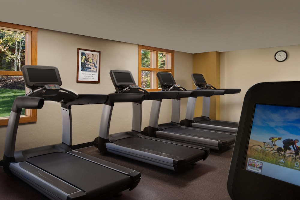 Fitness Facility, Grand Residences by Marriott, Lake Tahoe