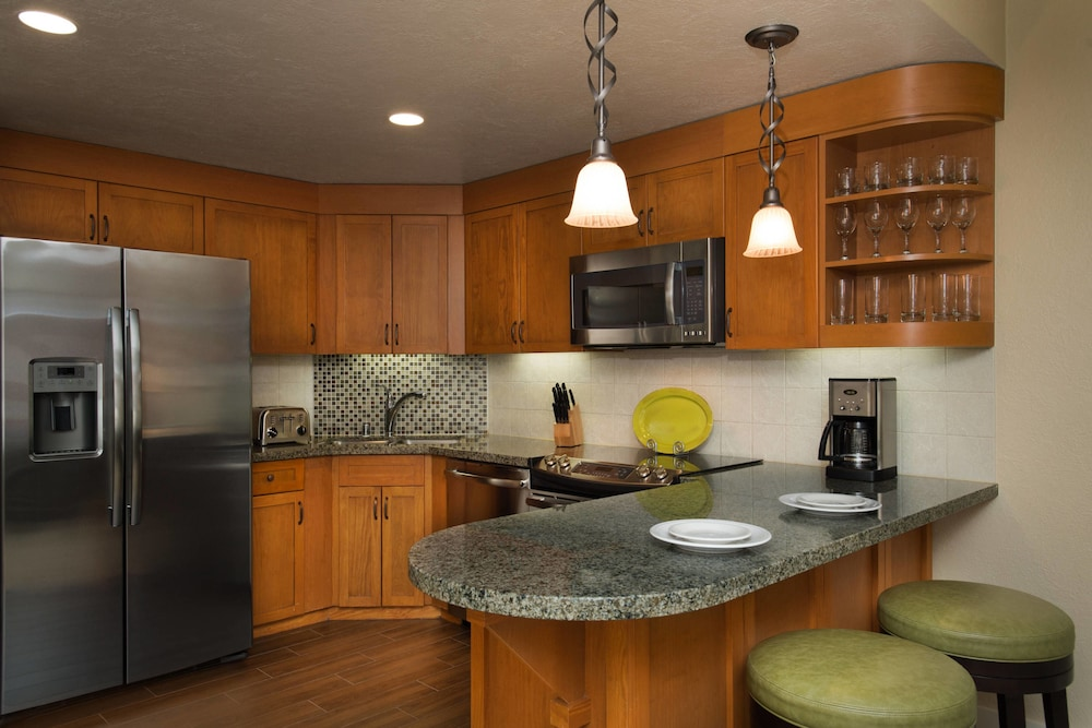 Private Kitchen, Grand Residences by Marriott, Lake Tahoe