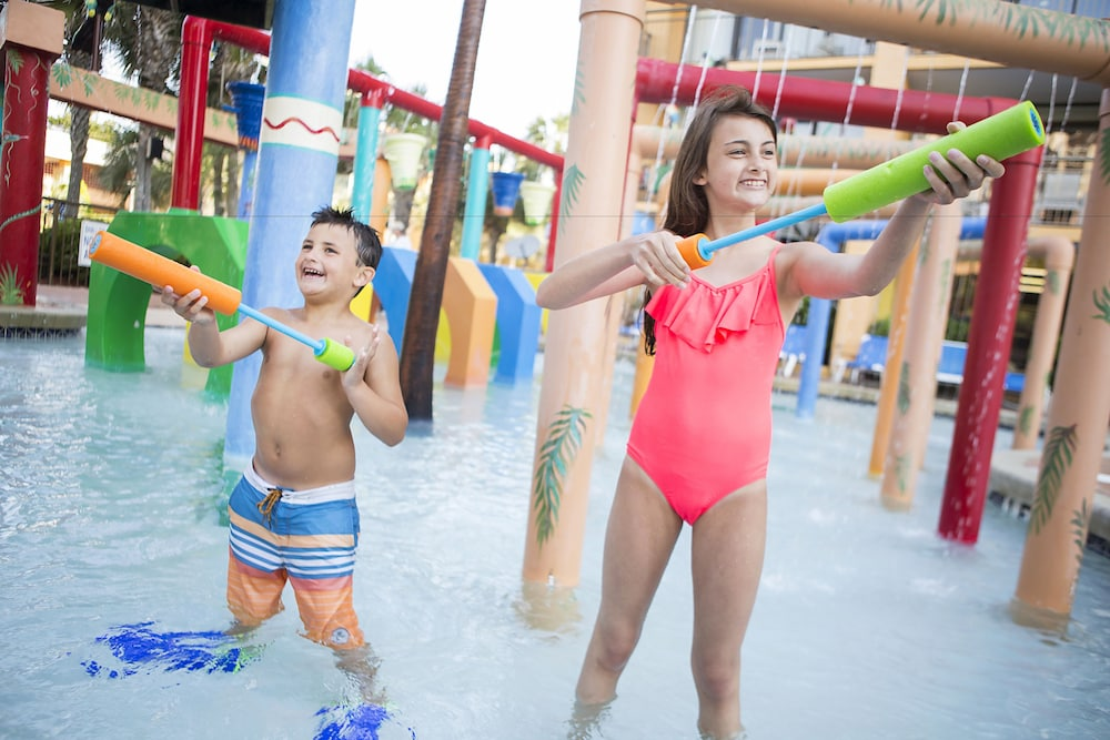 Children's Pool, The Caravelle Resort