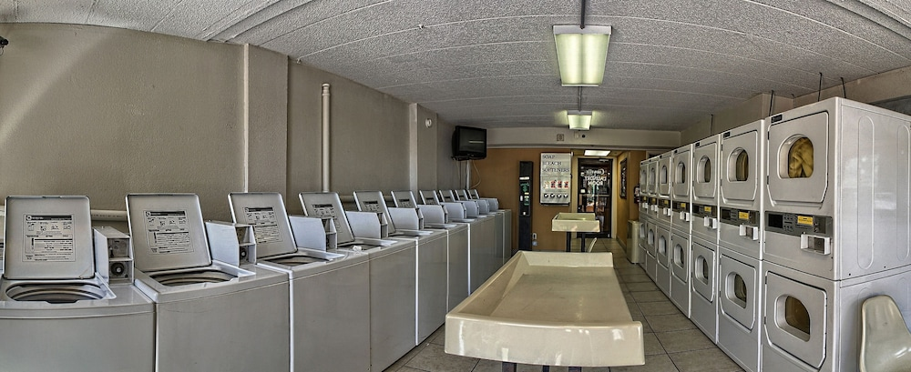 Laundry Room, The Caravelle Resort