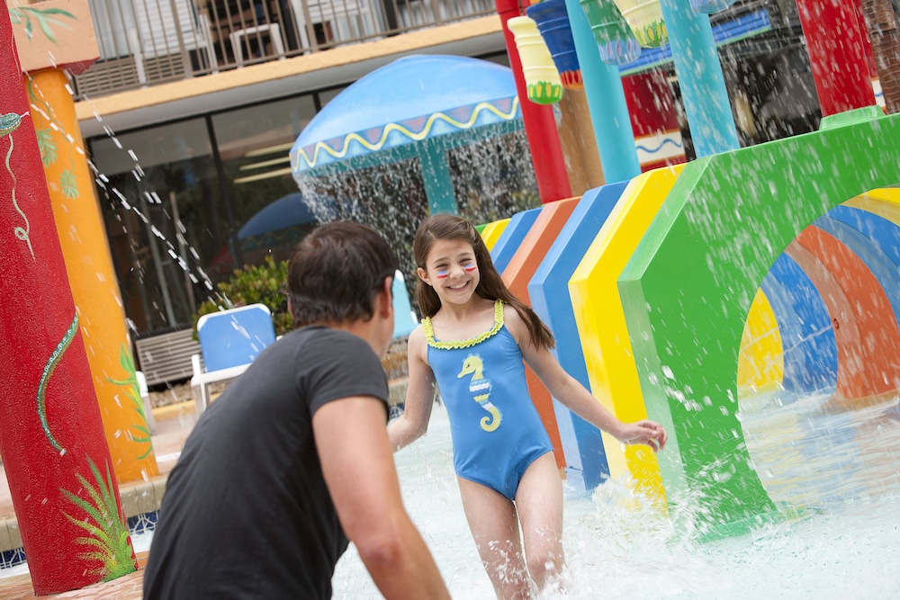 Children's Play Area - Outdoor, The Caravelle Resort