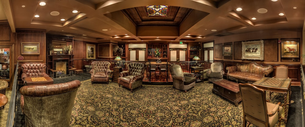 Hotel Interior : Lobby Lounge 41 of 112