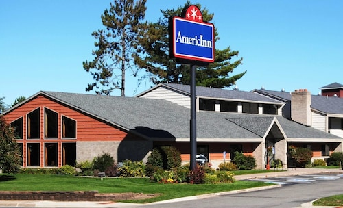 Check Expedia for Availability of AmericInn by Wyndham Grand Rapids