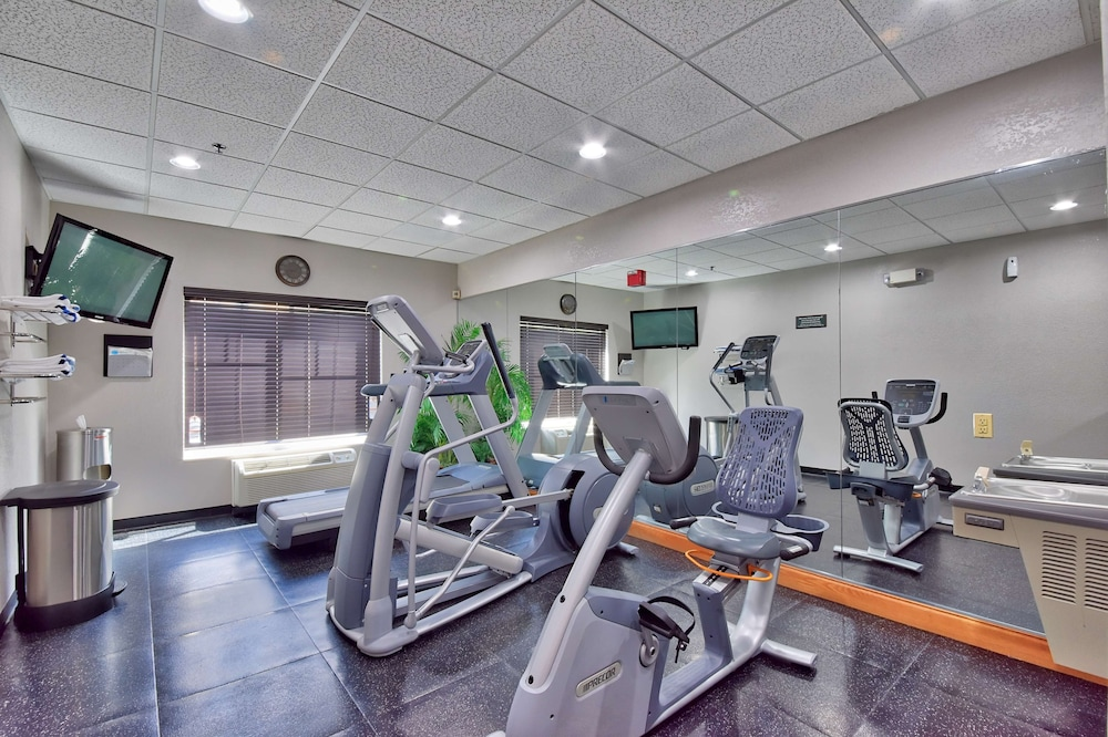 Fitness Facility, Country Inn & Suites by Radisson, Ocala, FL