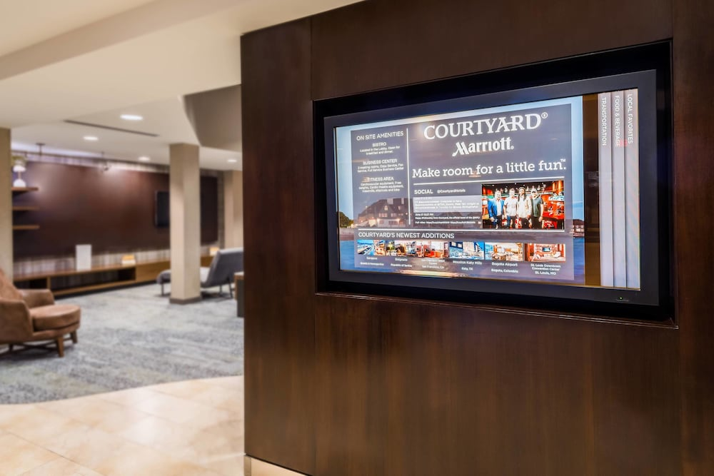 Miscellaneous, Courtyard By Marriott Danbury
