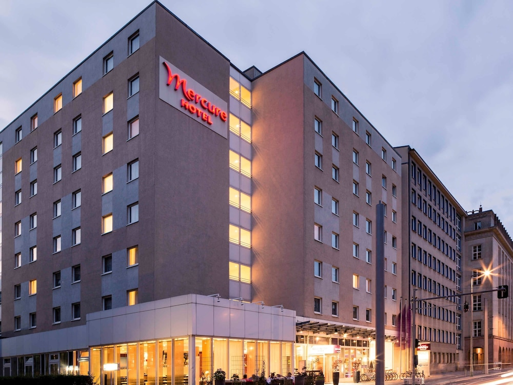 Mercure Hotel Berlin City In Berlin