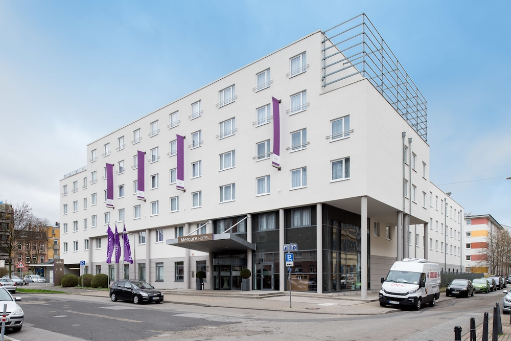 Hotel Mercure Mannheim F