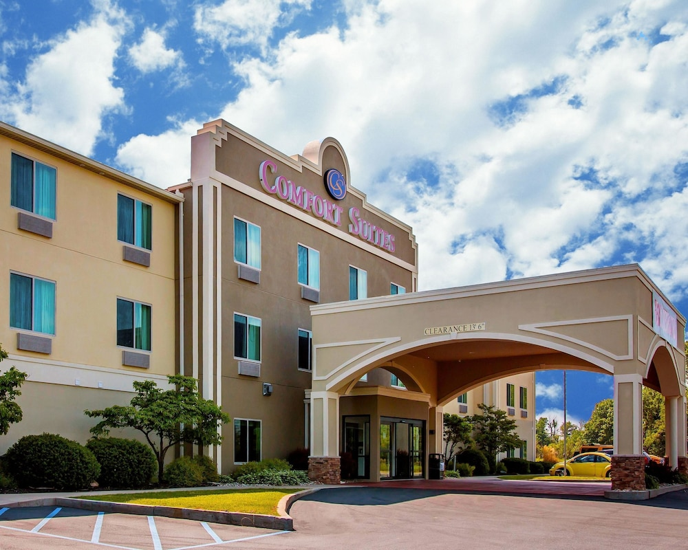Featured Image, Comfort Suites Benton Harbor - St. Joseph