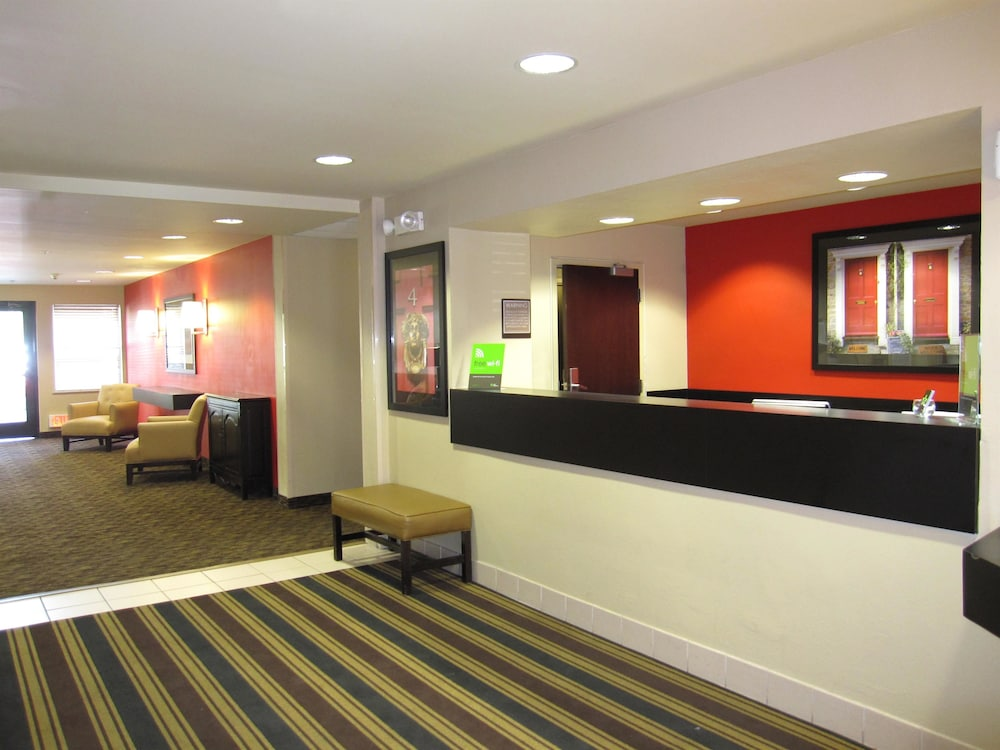 Lobby, Extended Stay America San Jose - Edenvale - North