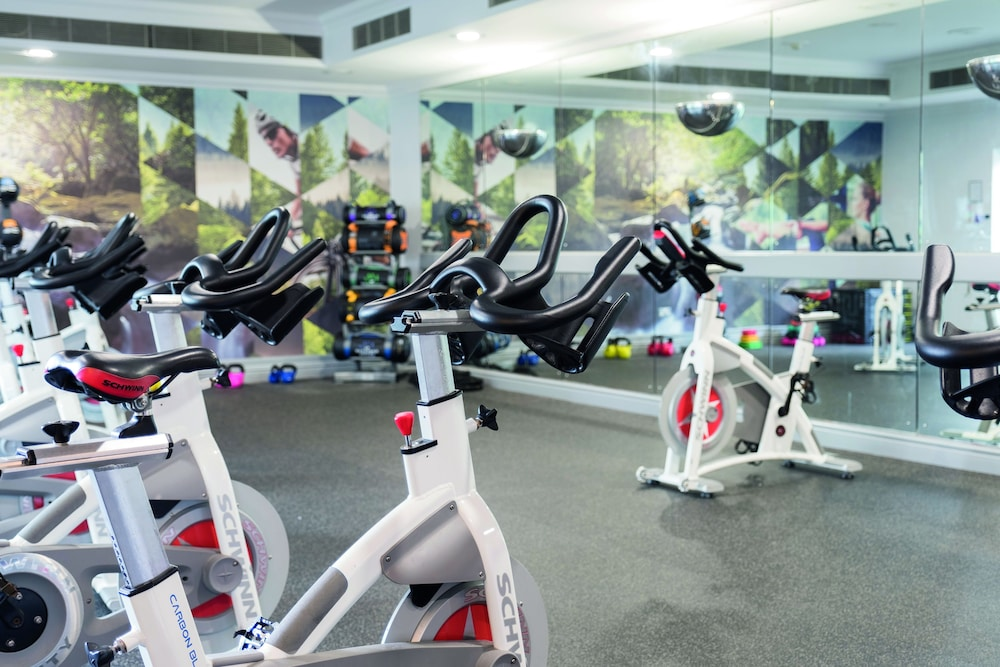 Fitness Studio, Cottons Hotel & Spa