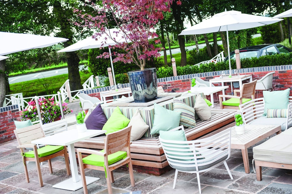 Terrace/Patio, Cottons Hotel & Spa
