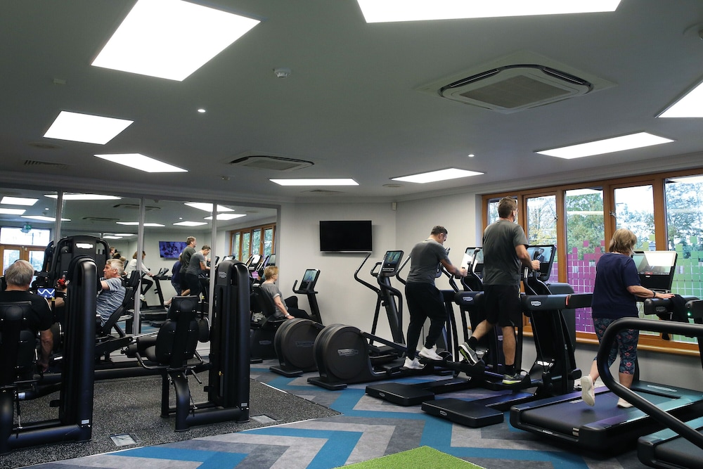 Gym, Cottons Hotel & Spa