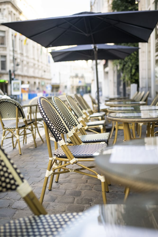 Terrace/Patio, Aris Grand-Place Hotel