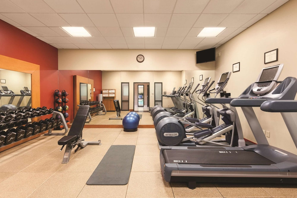 Fitness Facility, Embassy Suites Louisville East